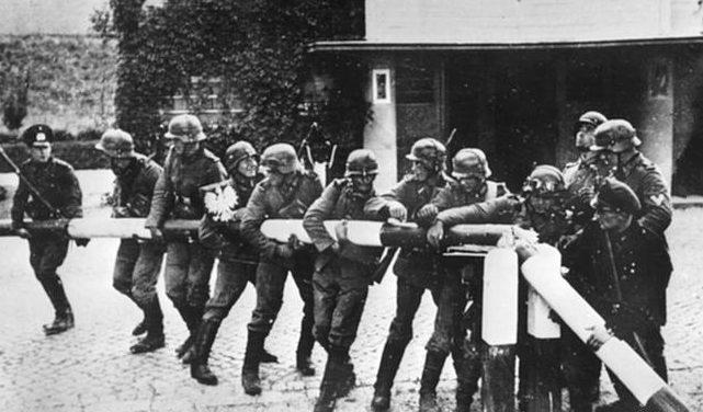 Вторжение Германии в Польшу. Сентябрь 1939 г.