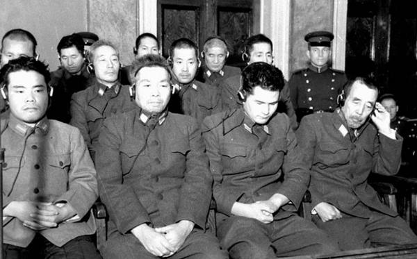 Хабаровский процесс. 1949 г.