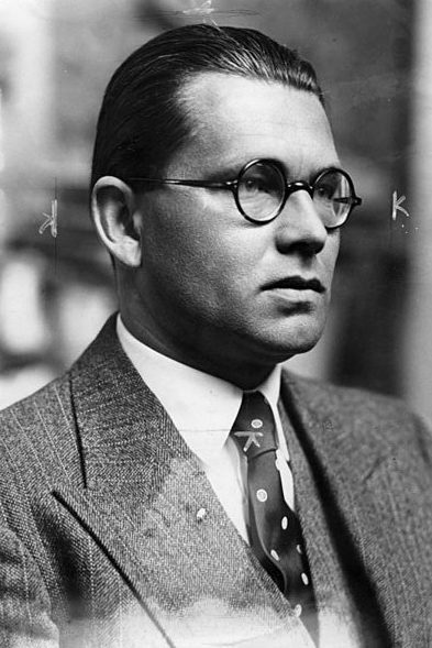 Рейхсляйтер НСДАП Филипп Баулер.