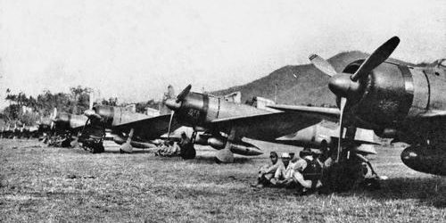 Истребители на острове Таракан. Февраль 1942 г.