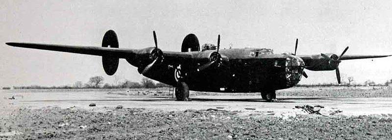 Самолет Черчилля «Коммандо».