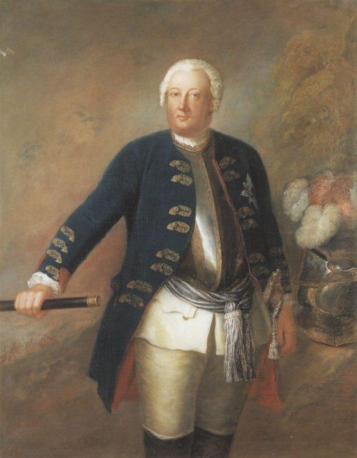 Фридрих Вильгельм I.
