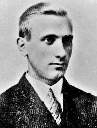 Дмитрий Клячкивский «Клим Савур» - один из организаторов уничтожения поляков.
