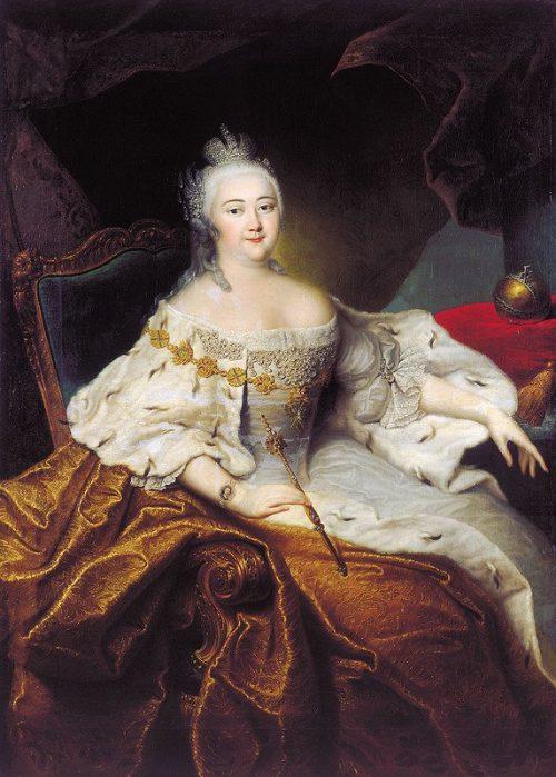 Императрица Елизавета Петровна.