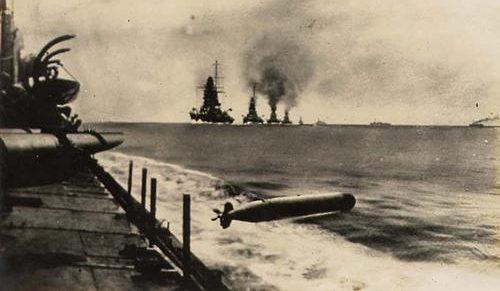 Битва при Гуадалканале. Ноябрь 1942 г.