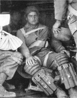 Перелет десантников на Крит. Май 1941 г.