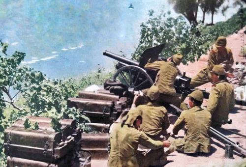 Битва у озера Хасан. Июль 1938 г.