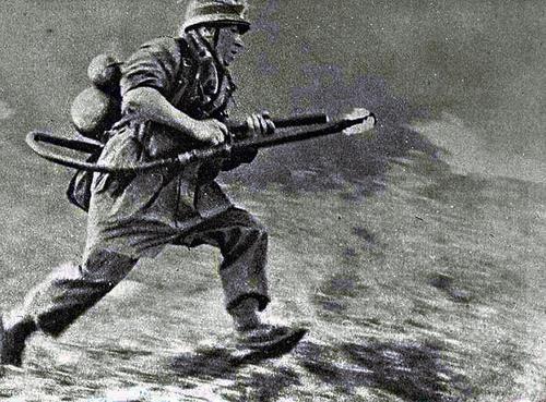 Атака десантников на Крите. Май 1941 г.