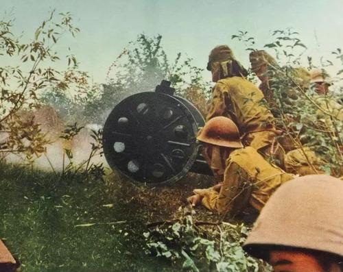 Вторжение на Бирму. 1942 г.