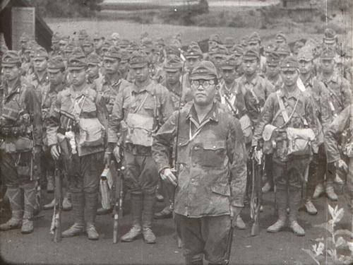 Камикадзе из коммандос Гирецу Кутейтаи. Май 1945 г.