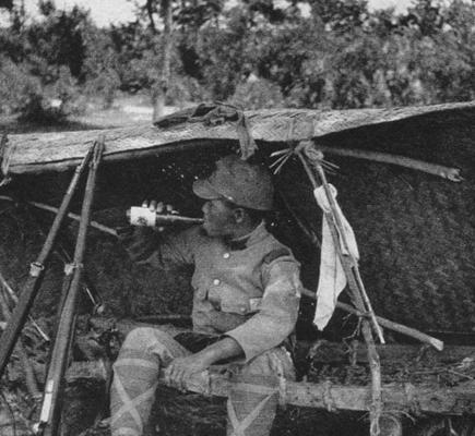 Пиво на отдыхе. Филиппины, 1942 г.