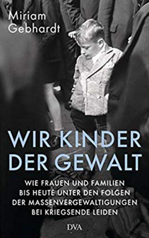 Обложка книги «Мы, дети насилия».