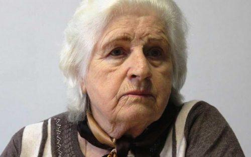 Александра Борисова.