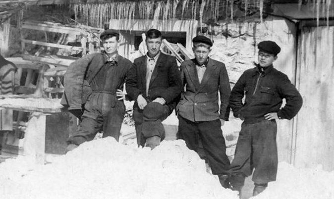 Крымские татары в Узбекистане.