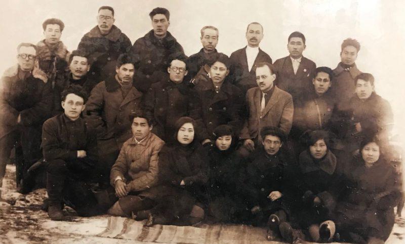 Депортированные корейцы в Казахстане.