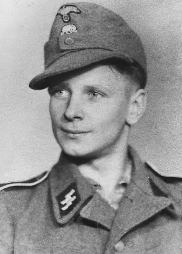 Приемный сын Гиммлера - Герхард фон дер Аэ.