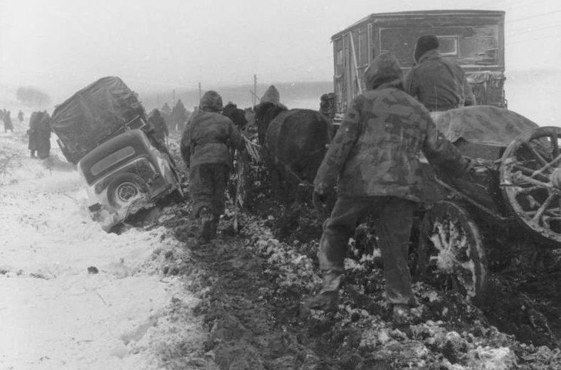 Выход немецких войск из Черкасского «котла».