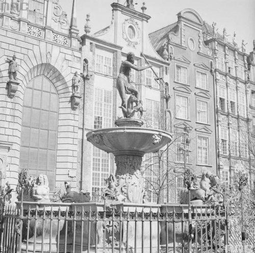Данциг до начала войны. 1939 г.
