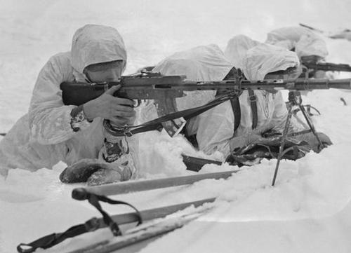 Учебные стрельбы . 1939 г.