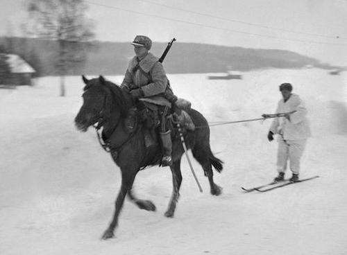 Военные учения. 1939 г.