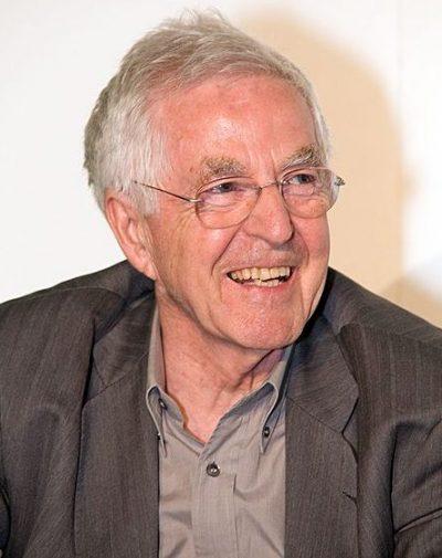 Альберт Шпеер (младший) в 2010 году.