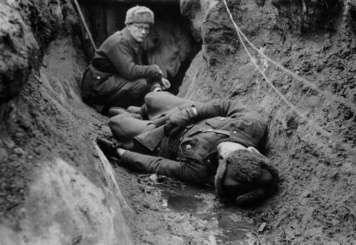 Жертва снайпера. Рукаярви, 2 марта 1942 г.