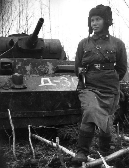 Трофейный танк Т-3, 1942 г.
