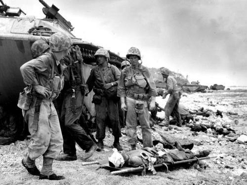 Вторжение в Пелелиу. Сентябрь 1944 года.