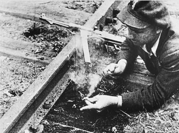 Рельсовая война. 1943 г.
