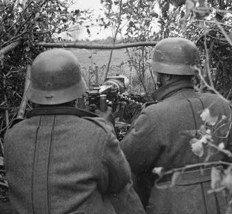 Бой у Valkeasaari-Mainila. 19 сентября 1941 г.