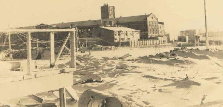 Завод «Пишмаш» в зиму 1941-1942 гг.