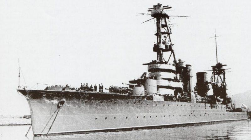 Крейсер «Красный Кавказ».