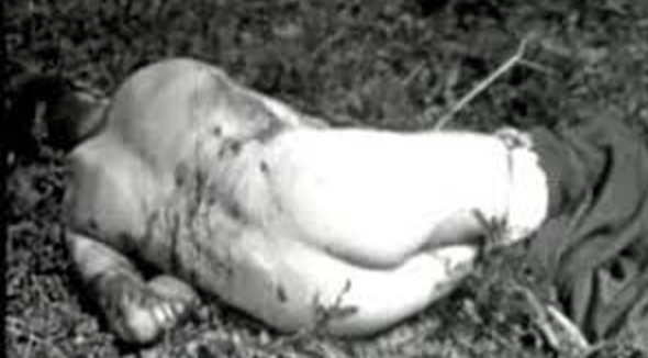Жертвы погрома. 1-2 июля 1941 г.