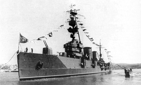 Крейсер «Красный Крым».