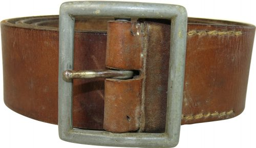 Кожаный поясной ремень для солдат и младшего начальствующего состава РККА, поставляемый по Ленд-лизу.