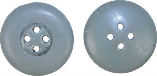 Пуговица керамическая фельдграу диаметром 22мм.