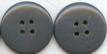 Пуговицы для кожаной куртки Люфтваффе диаметром 23 мм, изготовленные из пластмассы.
