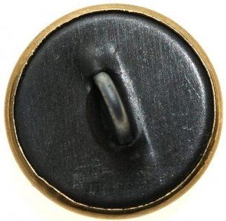 Пуговицы РККА образца 1943 года изготовленные из латуни.