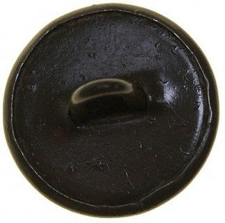 Пуговица погонная РККА образца 1943 года диаметром 18 мм зеленого окраса.