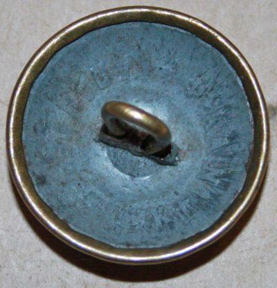 Пуговица РККФ диаметром 22 мм образца 1922 года, изготовленная фабрикой №1 трест «Галантерейщик».
