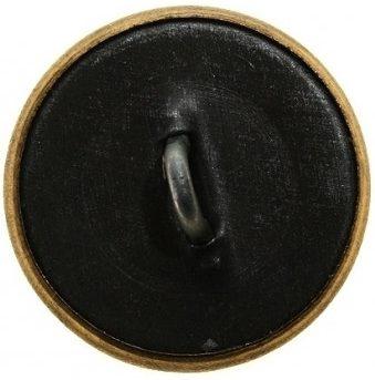 Пуговицы РККФ образца 1923 года диаметром 14 м, 18 мм и 22 мм, изготовленные из латуни.