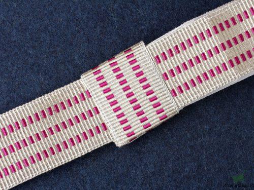 Пояс-шарф общевойсковой для парадной формы генерала образца 1945 года.