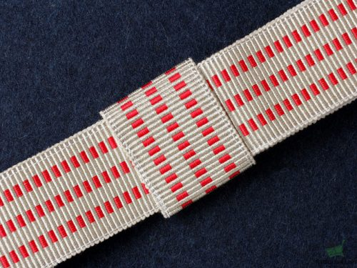 Пояс-шарф для парадной формы маршала и генерала бронетанковых войск и артиллерии образца 1945 года.