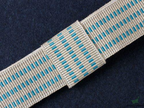 Пояс-шарф для парадной формы генерала и маршала ВВС образца 1945 года, комиссара милиции РКМ.