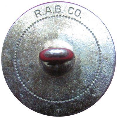 Пуговицы РККФ диаметром 14 мм, 18 мм и 22 мм, поставляемые из США по Ленд-лизу.