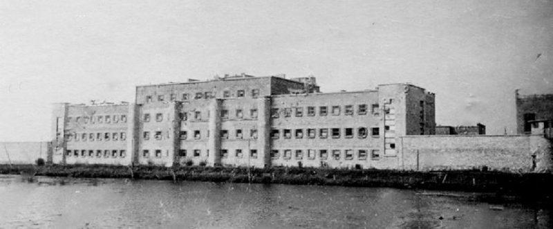 Городская тюрьма. 1943 г.