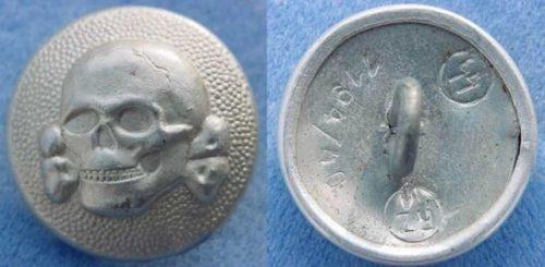 Пуговицы-эмблемы для головного убора СС диаметром 14 мм.