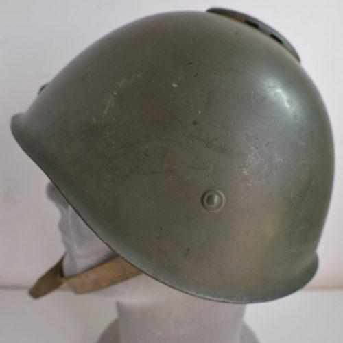 Опытная модель пехотной каски M31.