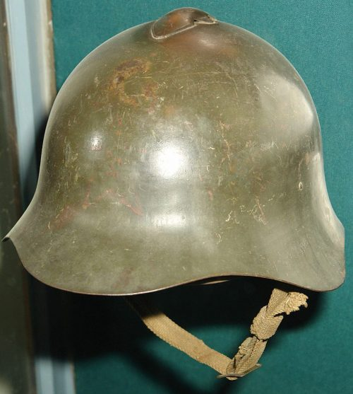 Стальной шлем (каска) образца 1936 года – СШ-36.