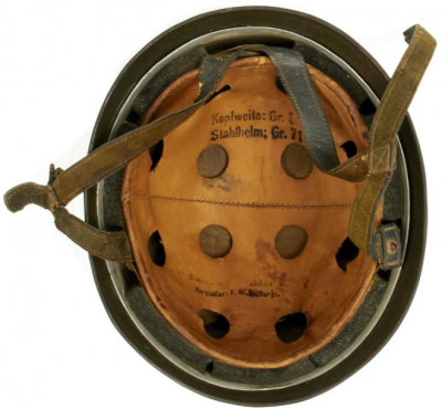 Каска парашютистов М38.